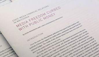 The media freedom curbed with public money