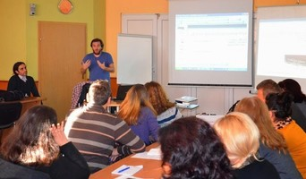 Workshops for planning effective interactive public presentations in the context of interethnic integration in education